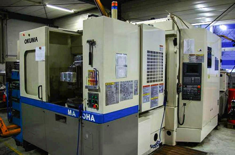 Okuma MA-40 HA